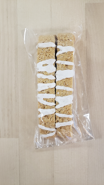 Biscotti Road 2-pack lemon drizzle